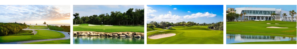 WAGC race to Mexico, final courses, El camaleon Mayakoba